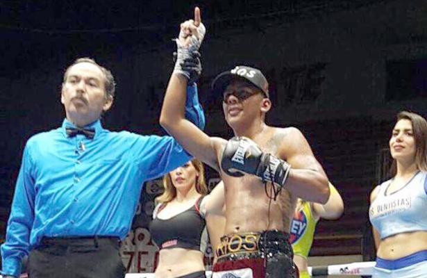 "El boxeador profesional sudcaliforniano Israel ""Jiga"" González (Foto: Facebook, Jiga) / El Sudcaliforniano"