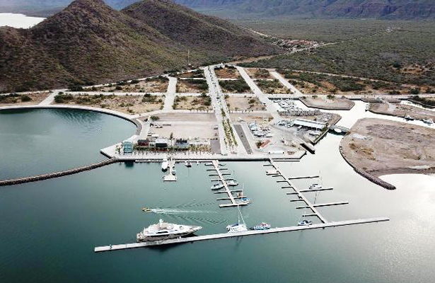 Concluyen con éxito, muelle en Puerto Escondido