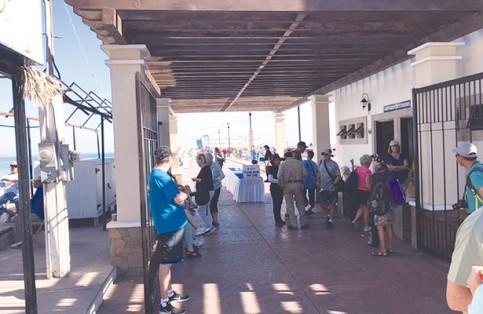 Estafadores engañan a turistas a plena luz del día en Loreto