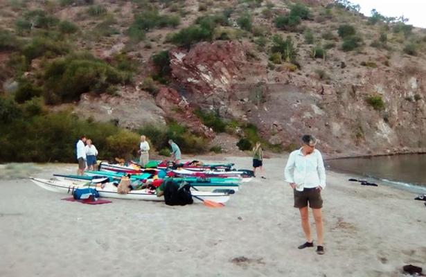 Loreto, de los mejores lugares para practicar kayak