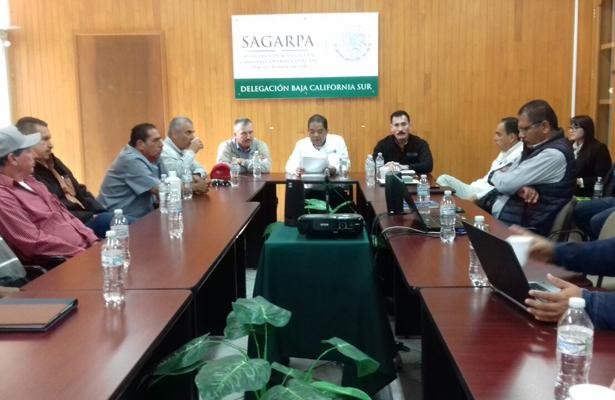 Sagarpa toma el control de la junta de sanidad