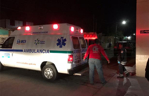 A machetazos atacan a 7 hombres en Guerrero Negro