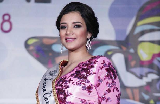 Mariel I, reina del Carnaval La Paz 2018