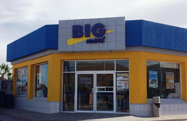 Por abrir dos tiendas Big Mart