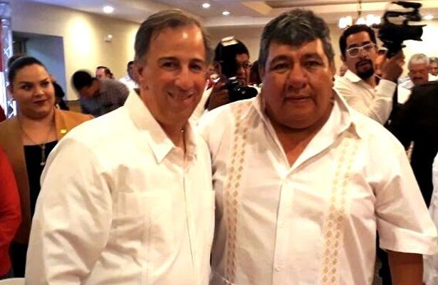 Refrendan priistas comundeños su apoyo a José Antonio Meade