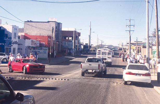 Niegan aumento a tarifa del transporte en Los Cabos