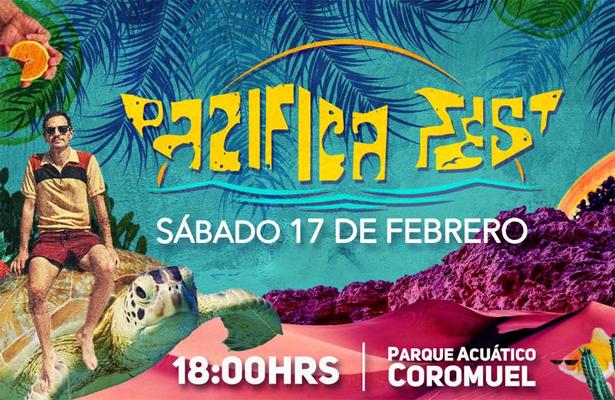 Invitan al Pazifica Fest 2018