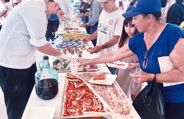 Primer Festival de la Sardina, un éxito en Comodú