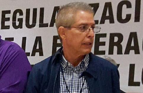 Licenciado Francisco Javier Bermúdez Almada, delegado regional del IMSS en Baja California Sur. Arturo Corona / El Sudcaliforniano