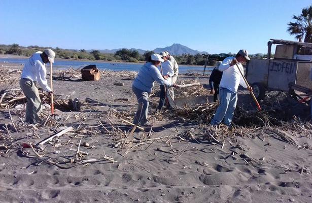 Las playas son una prioridad en Loreto