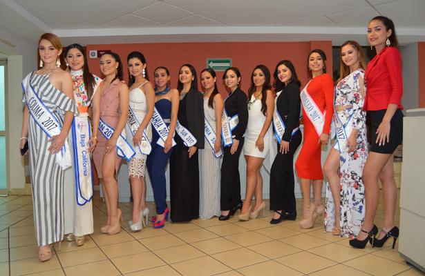 [Galería] Conoce a las participantes de Miss Teen Mundial México