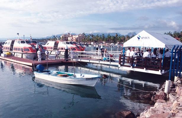 Todo listo para el arribo de los cruceros en Loreto