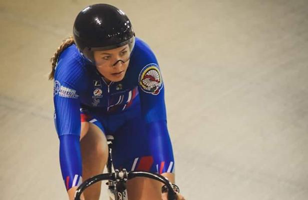 La ciclista Yuli Verdugo cierra preparación para Mundial de Ámsterdam