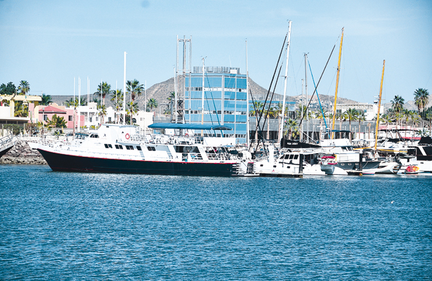 Vende Fonatur marina La Paz y 10 hectáreas