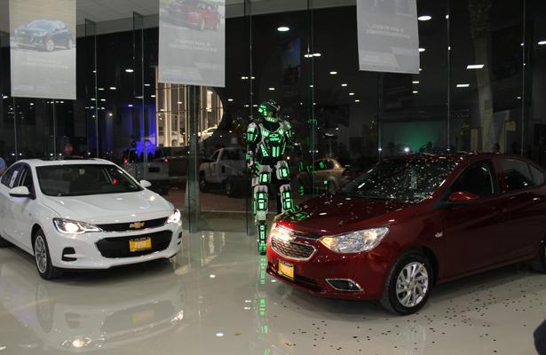 Chevrolet Los Cabos inaugura nuevas instalaciones
