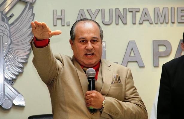 Políticos opinan sobre la detención de Monroy