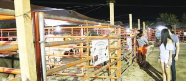 Inauguran la Expo Agrícola, Ganadera y Pesquera 2018