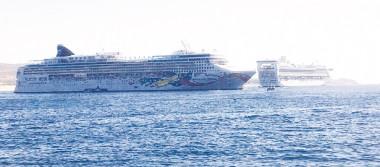 Se espera arribo de 11 cruceros más para lo que resta de marzo
