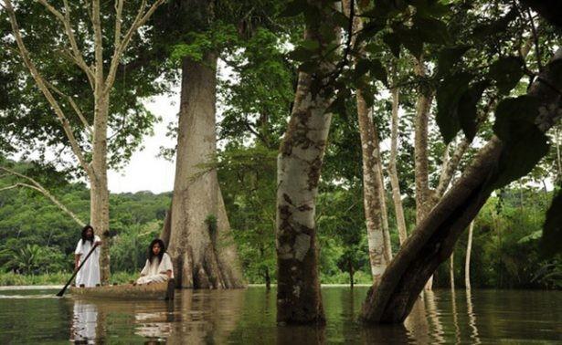 La Selva Lacandona y los hijos del Sol