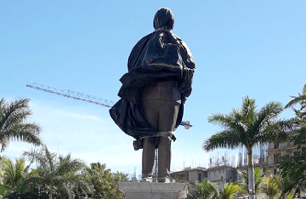 Develarán estatua en honor de don Luis Bulnes