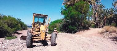 Rehabilitan los accesos a las playas de Loreto