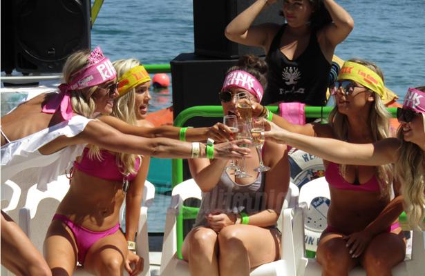 """[Galería] En Cabo San Lucas los """"Spring breakers"""" disfrutan sin límite"""