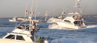 Exitoso torneo de pesca deportiva en Los Cabos