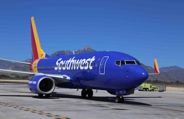 Nueva ruta aérea EUA-Los Cabos