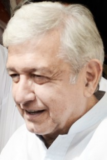 Andrés M. López Obrador.