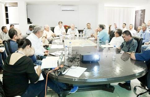 Durante la reunión del Subcomité de Pesca se tomó el acuerdo sobre la apertura de temporada de almeja catarina. Cortesía / El Sudcaliforniano