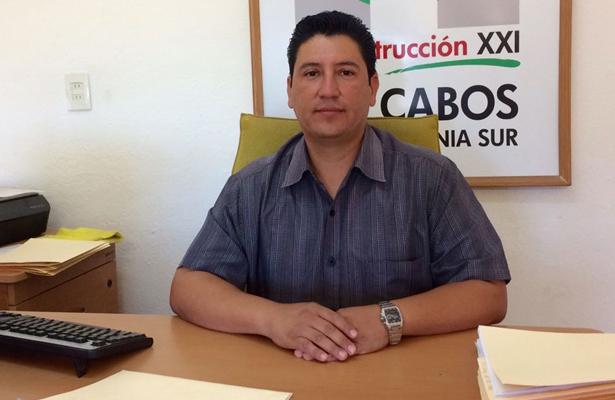 Hipólito David Ceseña va por la plurinominal