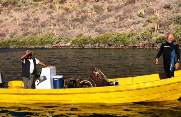 Inician programa de limpieza de Puerto Escondido en Loreto