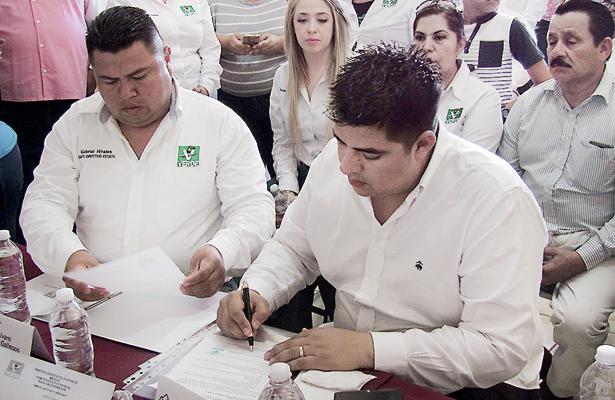 Alejandro Tirado busca diputación local
