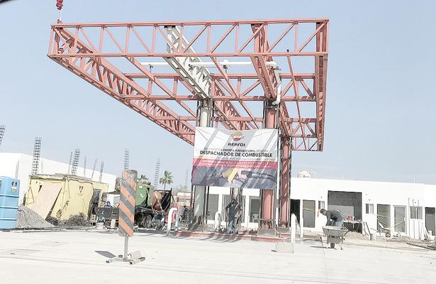 Abrirá Repsol 20 gasolineras en Baja California Sur