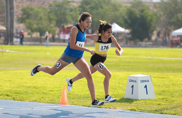 Atleta logra bicampeonato