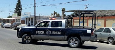 Comando armado asalta Subcomandancia en Villa Morelos