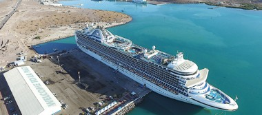 Aumenta número de cruceristas al estado
