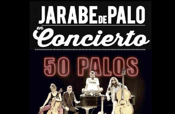 Concierto de Jarabe de Palo en Cabo San Lucas