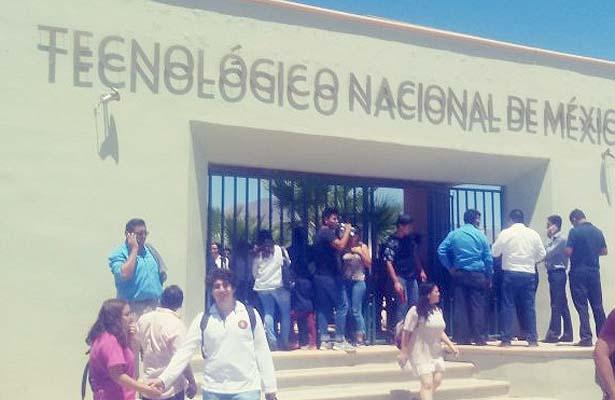 Continúa la huelga en el ITES, 2 mil 800 alumnos afectados
