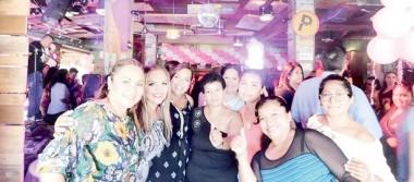 [Galería] Un festejo con las mamás de la Fundación Letty Coppel