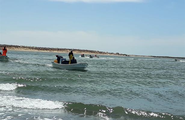 Pescadores San Carlos bcs