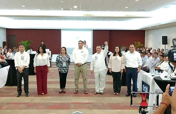 La Coparmex realizan debate de candidatos de Los Cabos