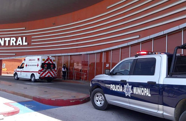 Muere mujer en Casino Central