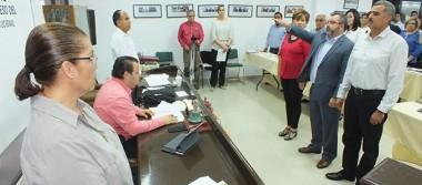 Ramiro Ulises Contreras, nuevo Magistrado del Tribunal de Justicia Administrativa