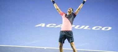 Del Potro lidera lista de confirmados al Abierto de Tenis de Los Cabos