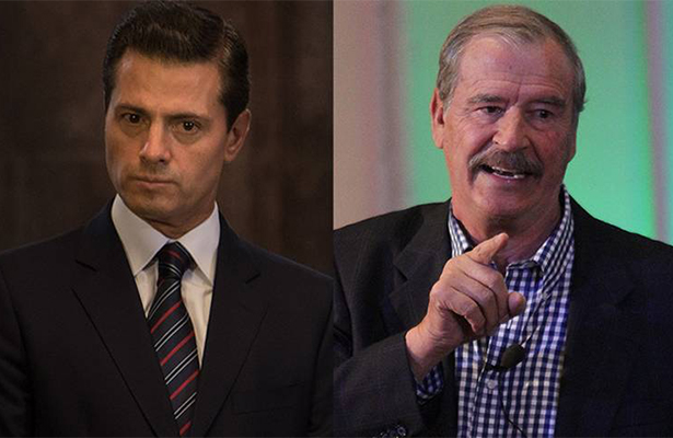 EPN debe regular el uso de marihuana y cerrar con broche de oro su sexenio: Vicente Fox