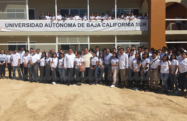 [Video] Inauguran nuevo edificio en la UABCS Campus Los Cabos