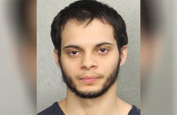 Autor del tiroteo en aeropuerto de Florida es sentenciado a cadena perpetua