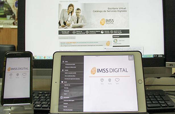 Invita IMSS a realizar trámites por internet