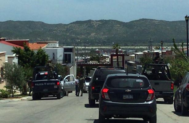 Reportan levantón en San José del Cabo